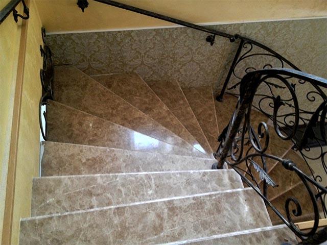 Производство бетонных лестниц в Минске