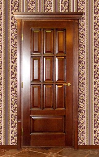 Двери межкомнатные 46