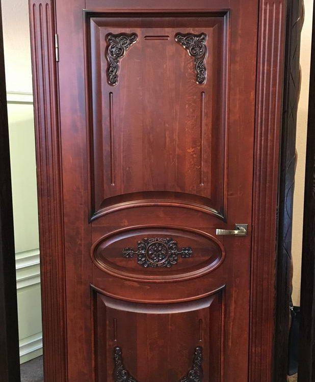 Двери межкомнатные 48