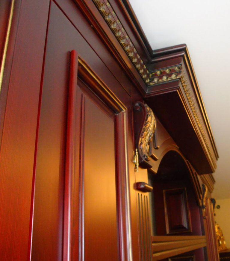 Мебель для кабинета руководителя 04