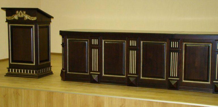 Мебель для кабинета руководителя 6