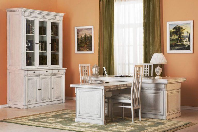 Мебель для кабинета руководителя 8