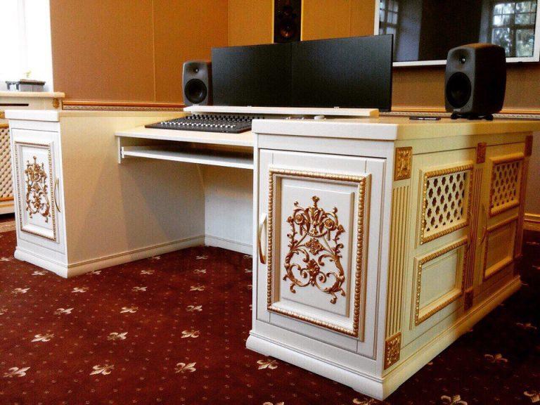 Мебель для кабинета руководителя 9