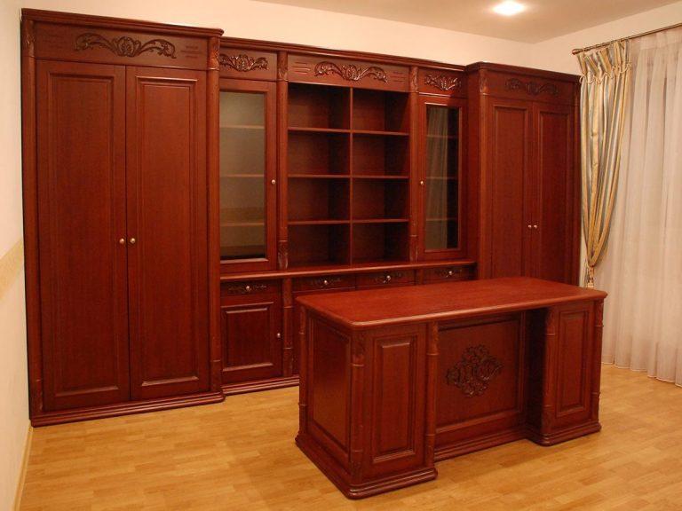 Мебель для кабинета руководителя 10