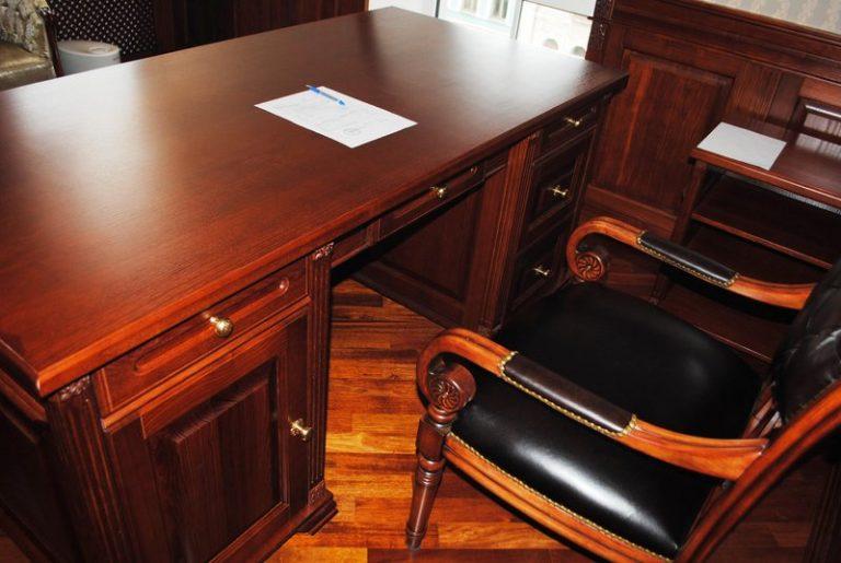 Мебель для кабинета руководителя 11
