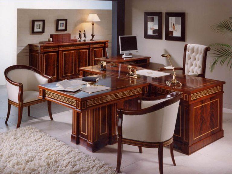 Мебель для кабинета руководителя 12