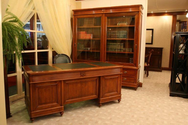 Мебель для кабинета руководителя 14
