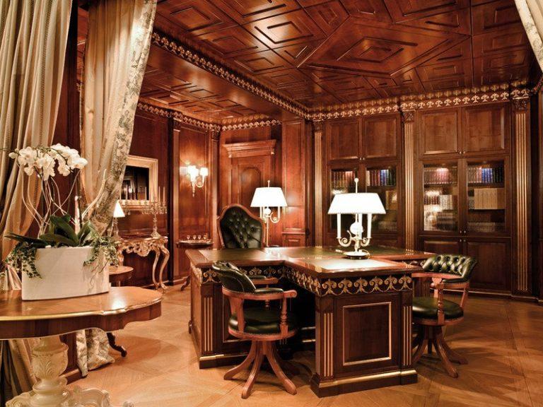 Мебель для кабинета руководителя 16
