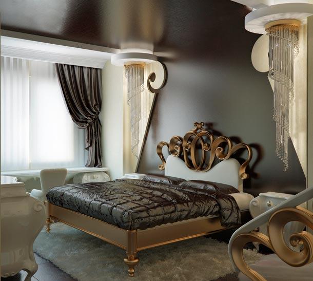 Спальни 36