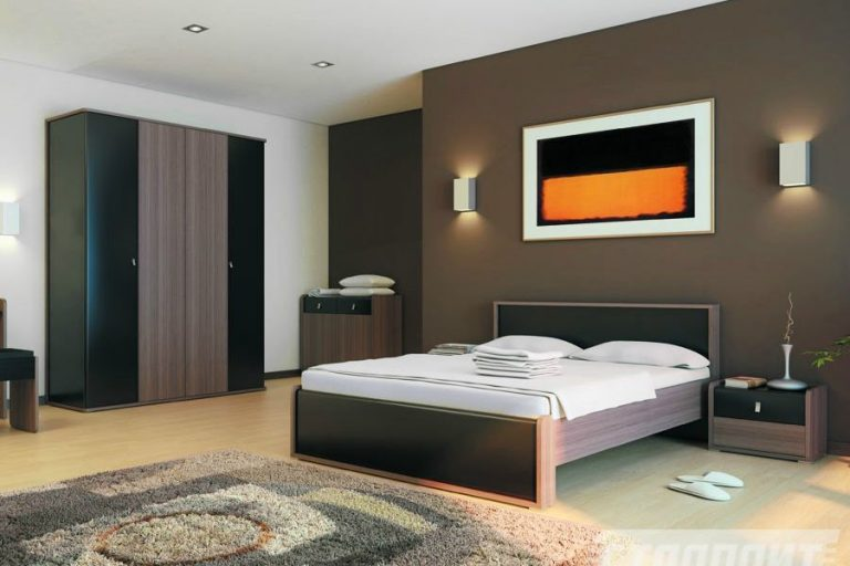 Спальни модерн 1