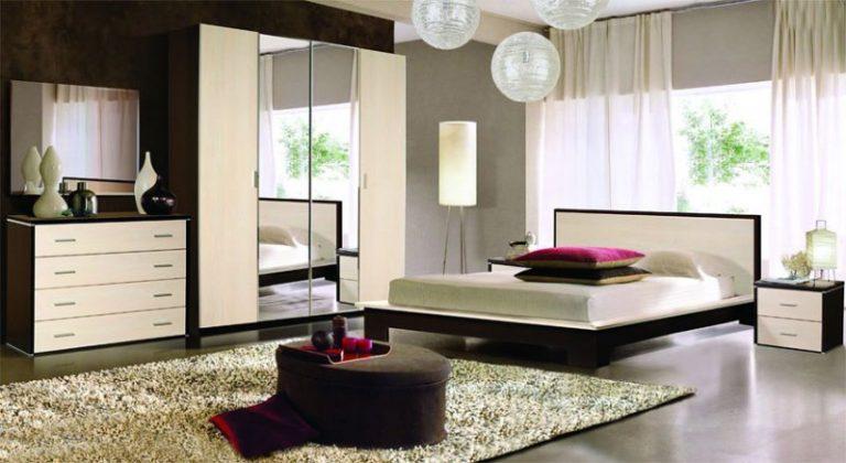 Спальни модерн 3
