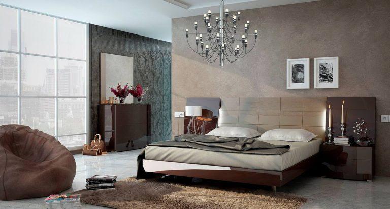 Спальни модерн 4