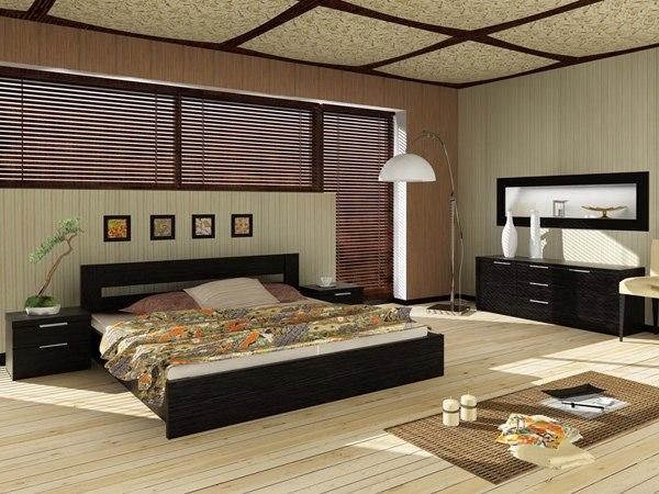 Спальни модерн 6