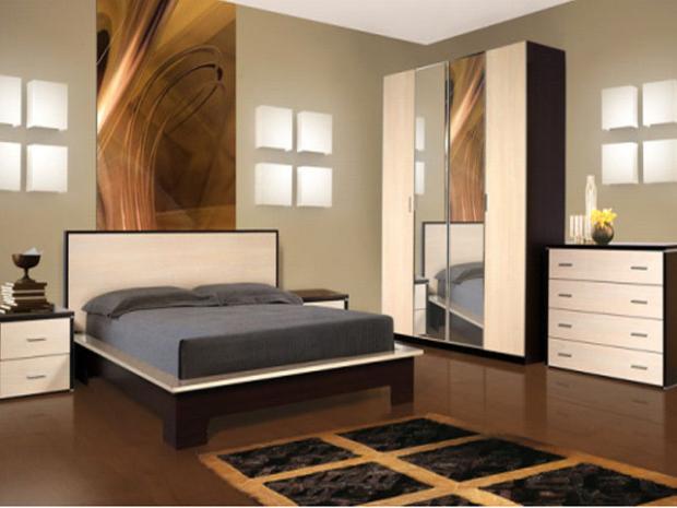 Спальни модерн 7