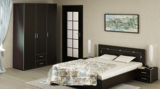 Спальни модерн 8
