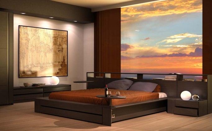 Спальни модерн 9