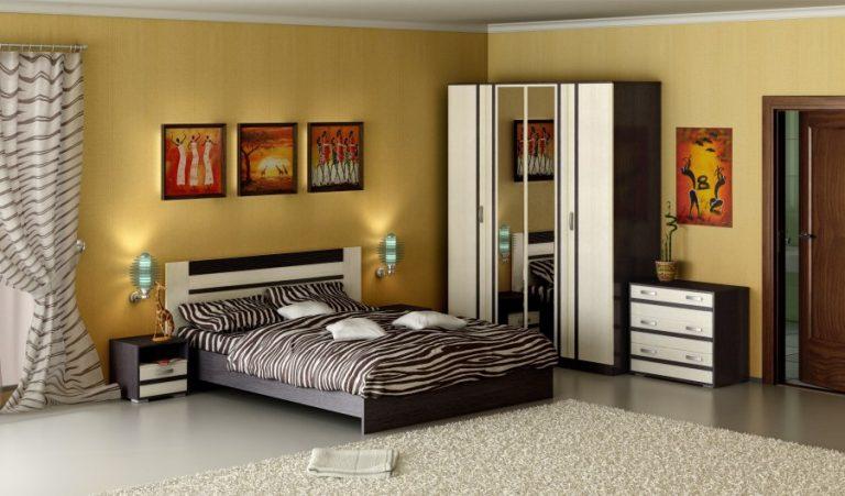 Спальни модерн 10