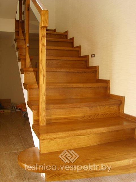Комбинированная лестница в Бресте