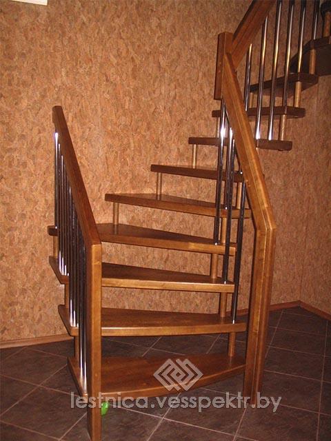 Купить лестницу на больцах