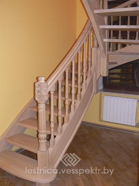 Купить лестницу на косоуре Беларусь