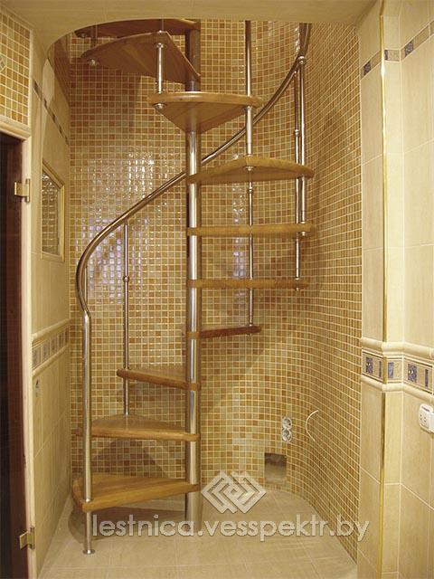 Купить лестницу второго этажа в Гродно