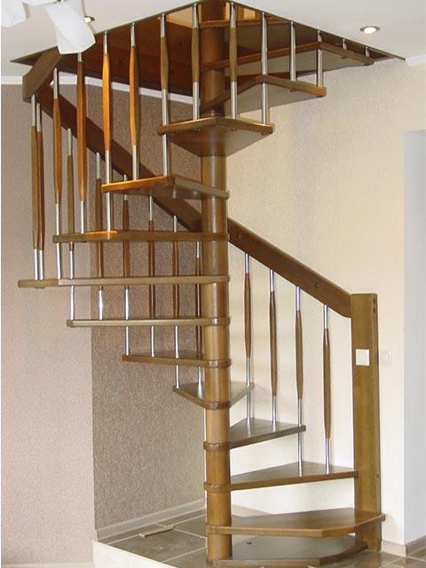 Купить винтовую лестницу цена в РБ