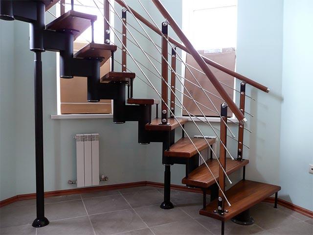 Модульная лестница купить
