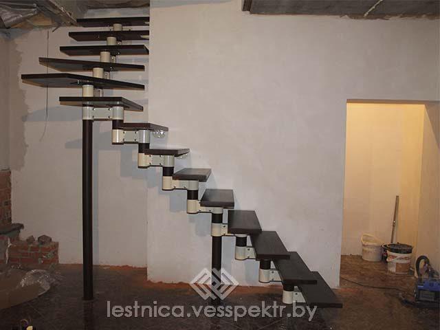 Модульная лестница цена