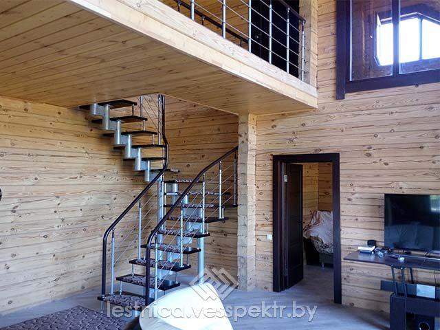 Модульные лестницы в Минске цены