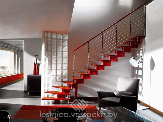 Модульные лестницы в Минске