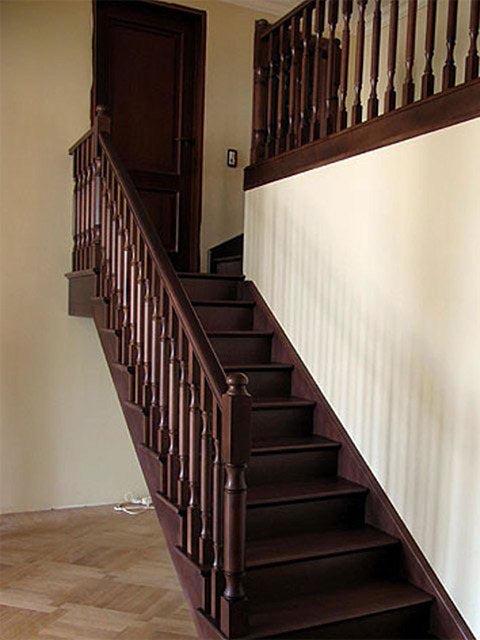 Покупка деревянной лестницы