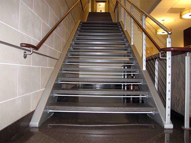 Расчет лестницы из металла цена