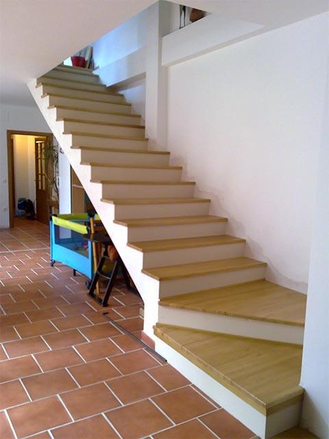 Рассчитать монолитную лестницу