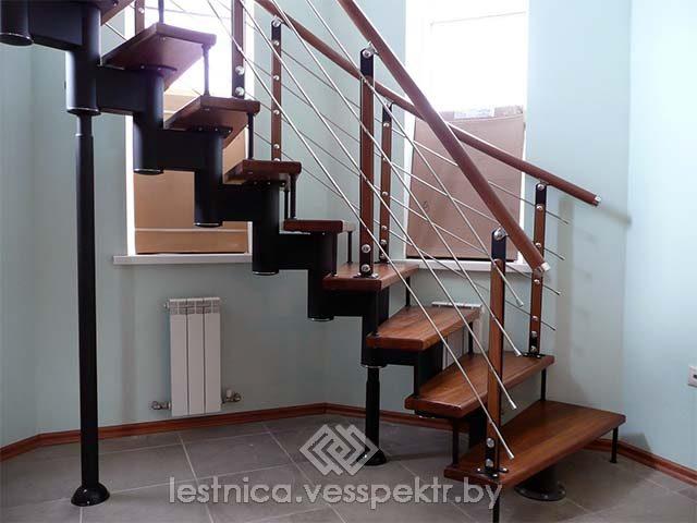 Современная модульная лестница