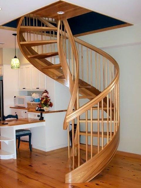 Винтовые лестницы купить