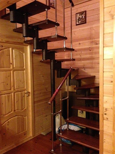 Заказать проект модульной лестницы