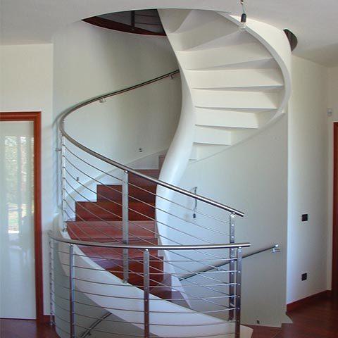 Заказать винтовую лестницу Беларусь
