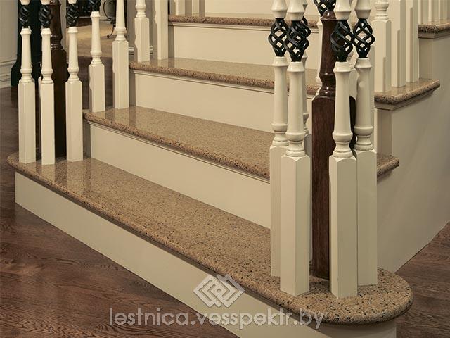 Размер высоты ступеней лестницы