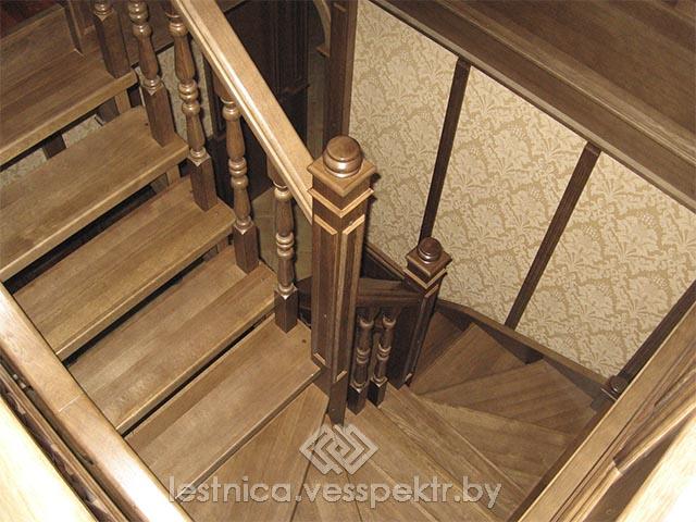 Ступени деревянные для лестницы купить