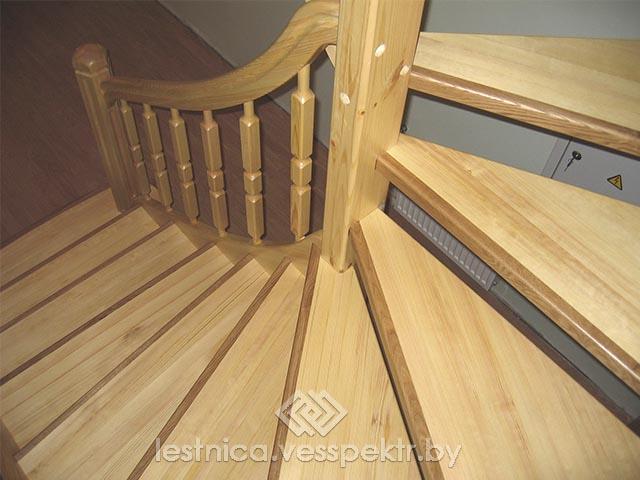 Ступени лестниц деревянные сосна