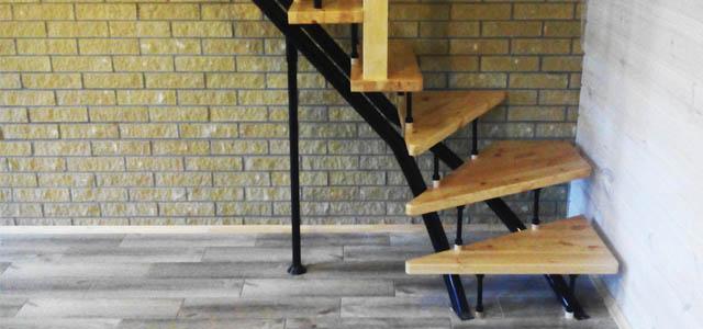 Лестница ласточка основная