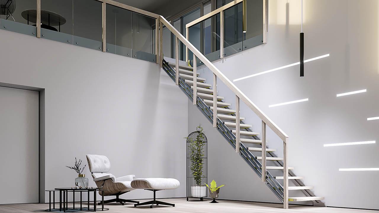 Готовые лестницы в Гомеле