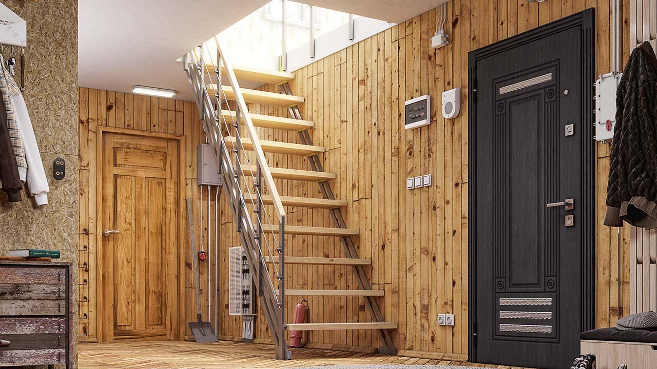 Готовые лестницы в деревянный дом